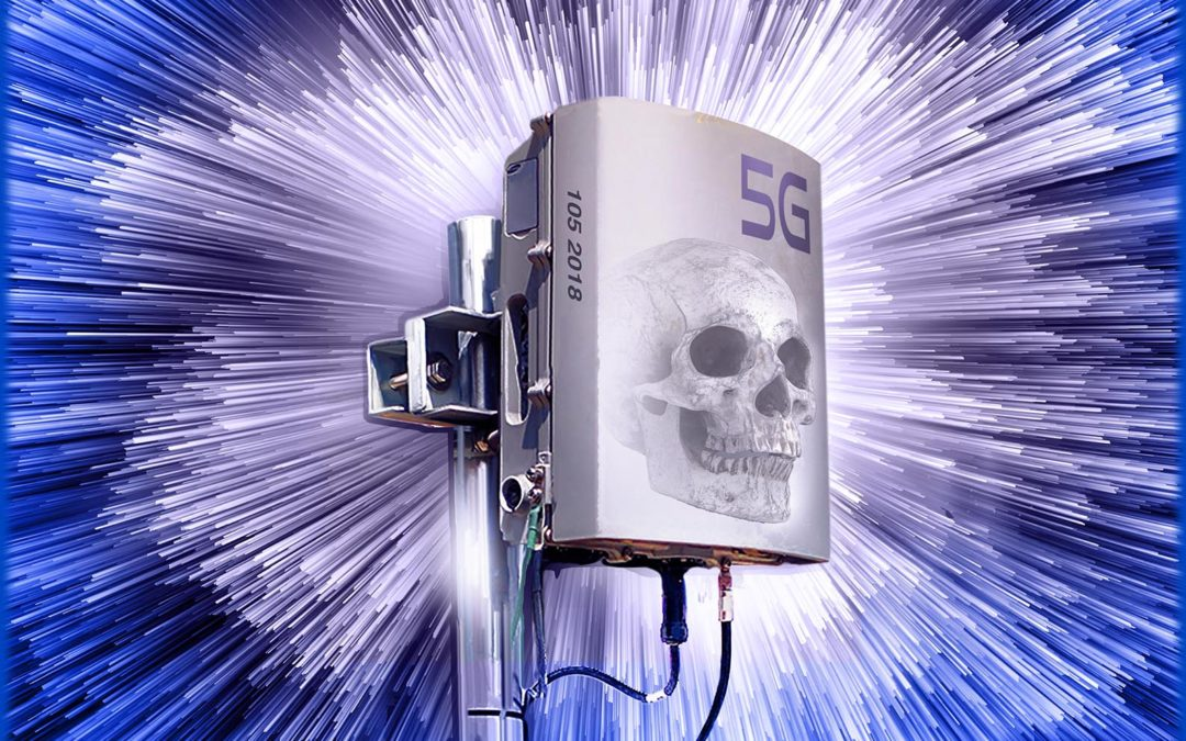 5G will use 20,000 Satellites to Blanket the Earths Surface with Pulsed Microwave Radiation.