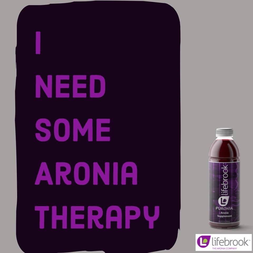 The Aronia Revolution